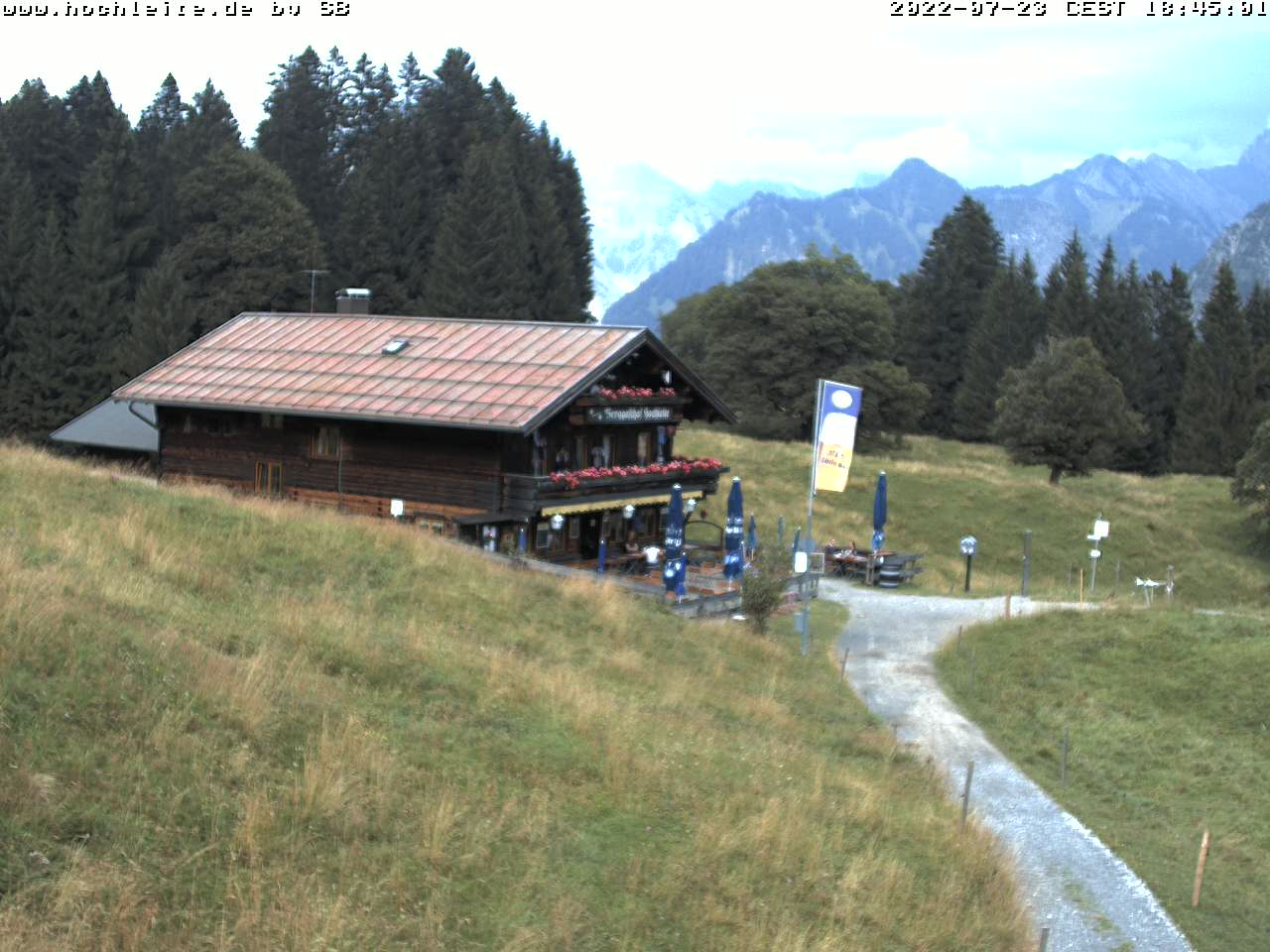 Oberstdorf Webcam