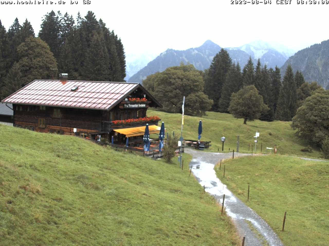 Oberstdorf, Hochleite Lodge (1)